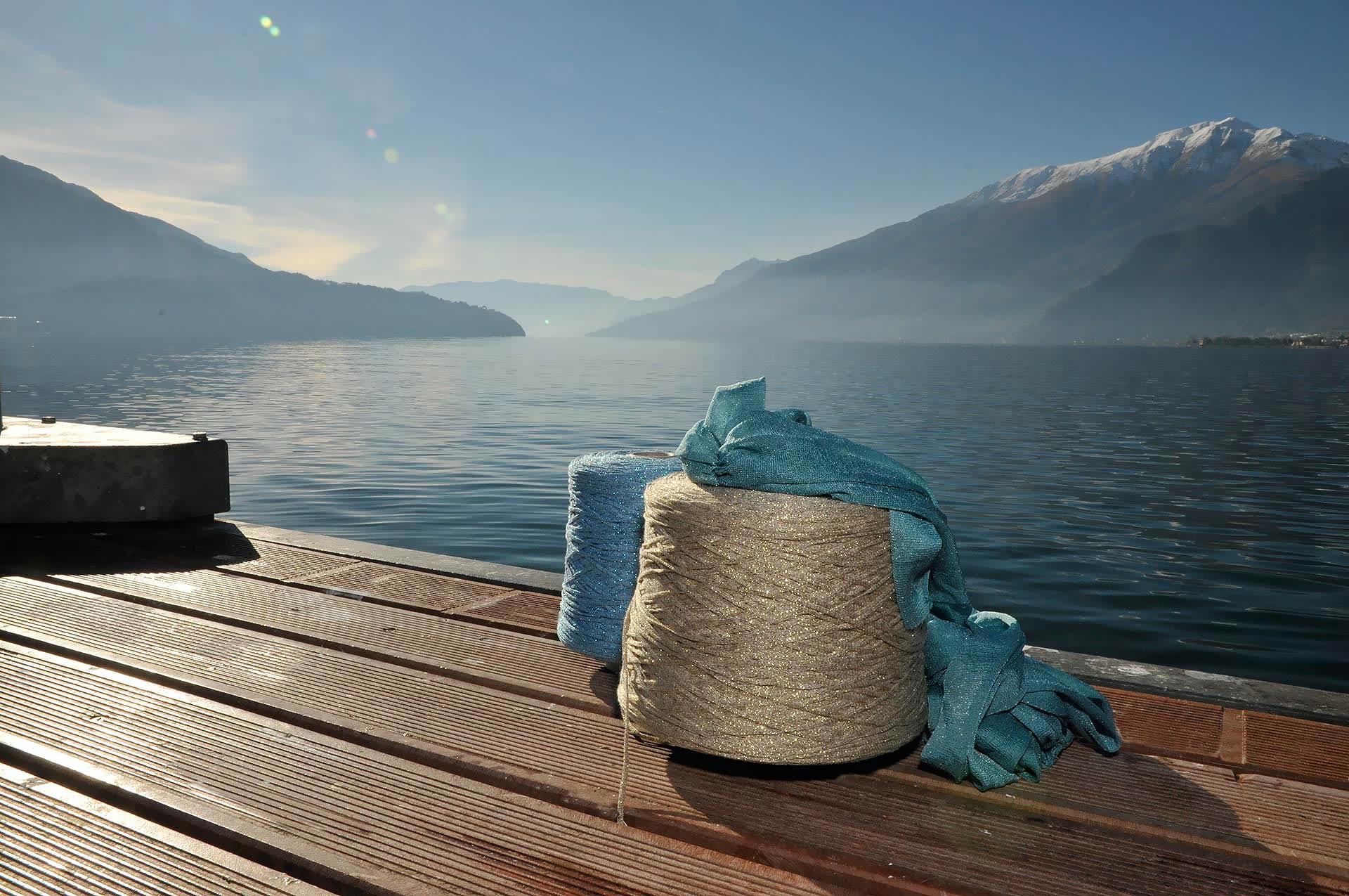 Lago di Como ISY filati italiani